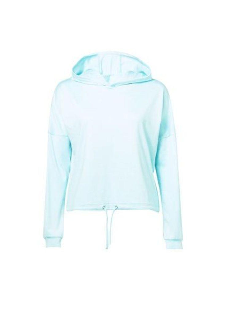 Flecked hoodie