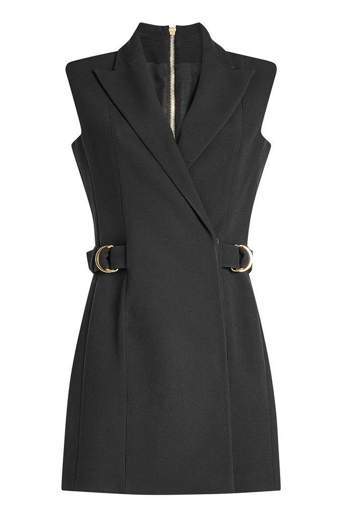 Balmain Vest Dress