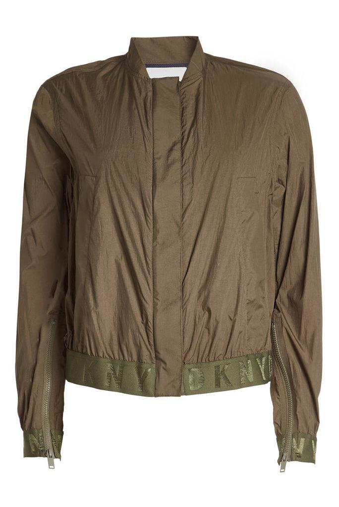 DKNY Zipped Jacket