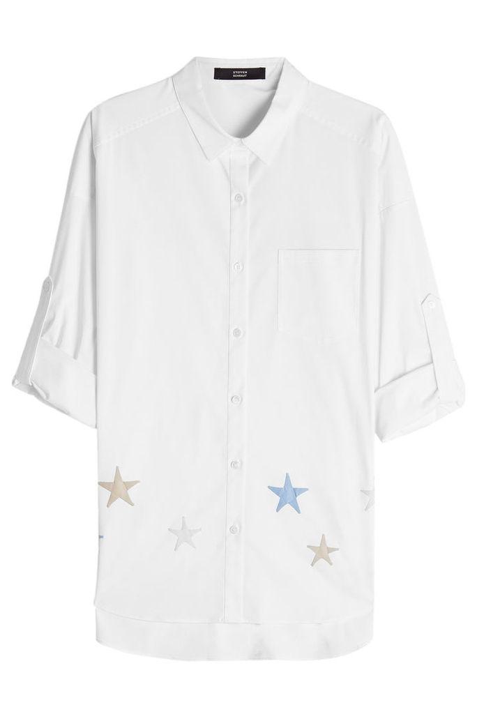 Steffen Schraut Shirt with Cotton
