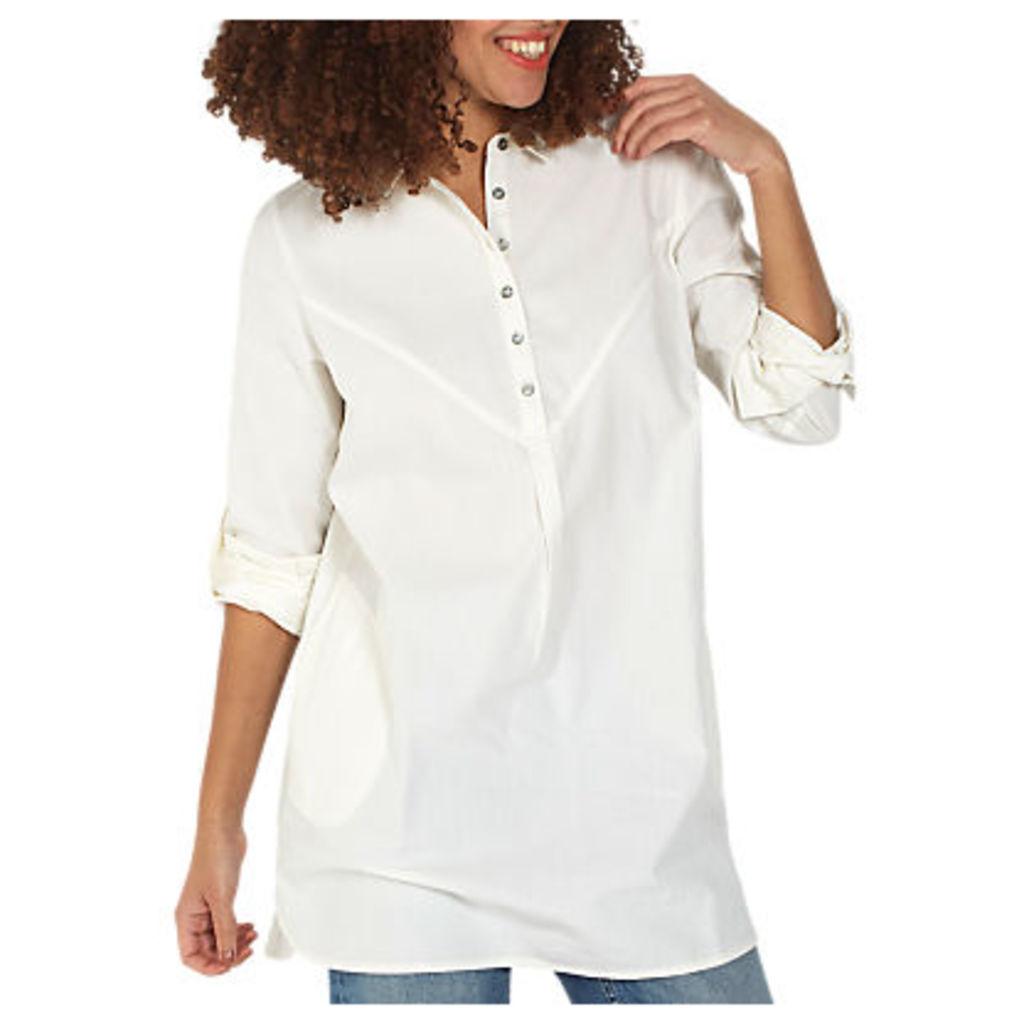 Fat Face Fiona Longline Shirt