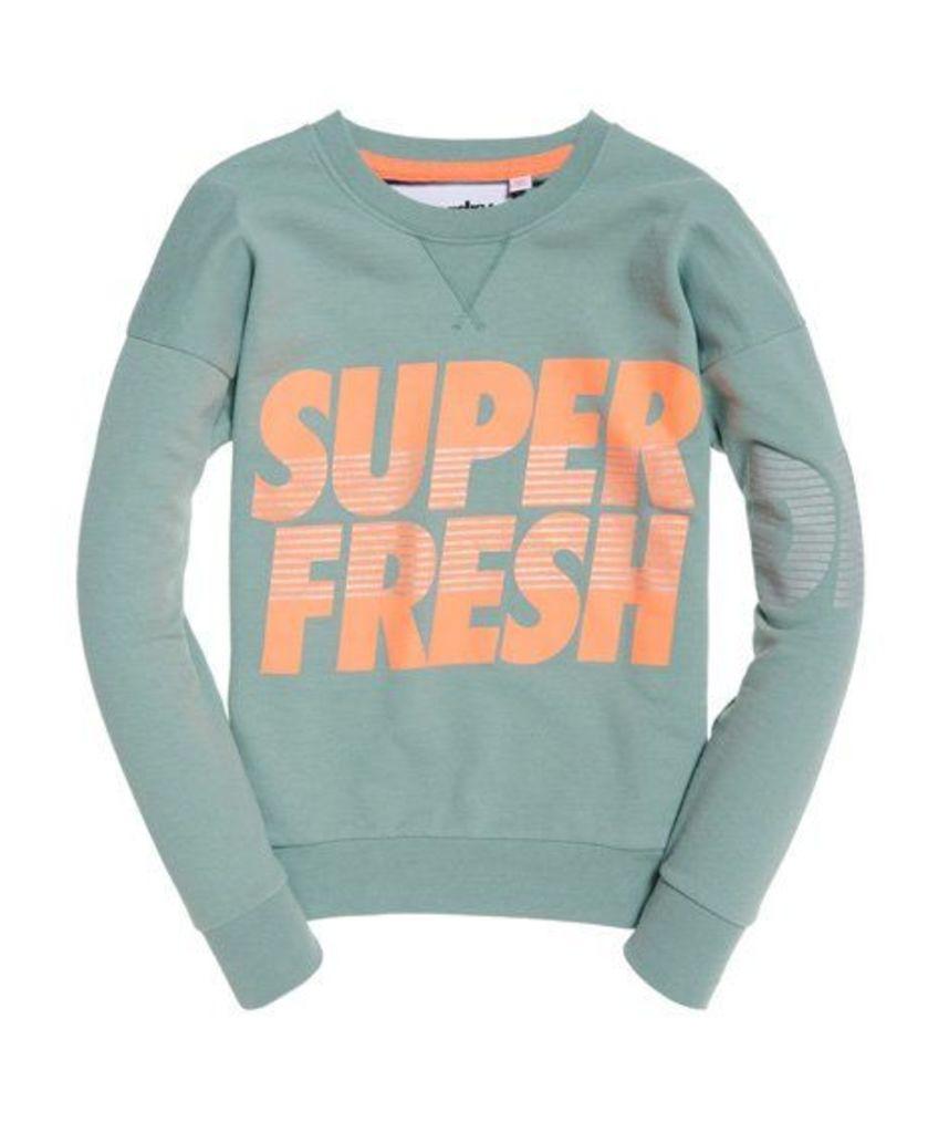 Superdry Freshness Crew Neck Jumper