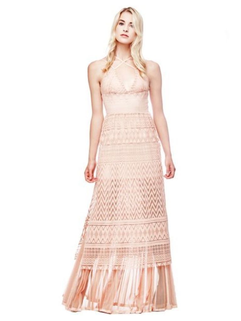 Marciano Guess Marciano Ethic Pattern Long Dress