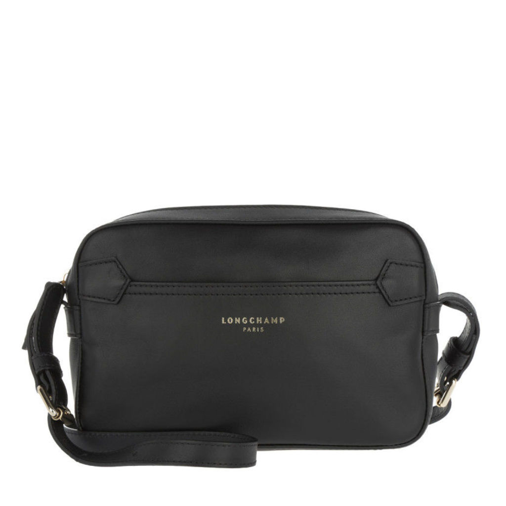 Longchamp Loafers & Slippers - Le Pliage Heritage Crossbody Bag Black - in black - Loafers & Slippers for ladies