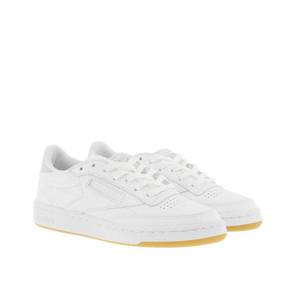 Reebok Sneakers - Club C 85 Sneaker Diamond White/Gum - in white - Sneakers for ladies