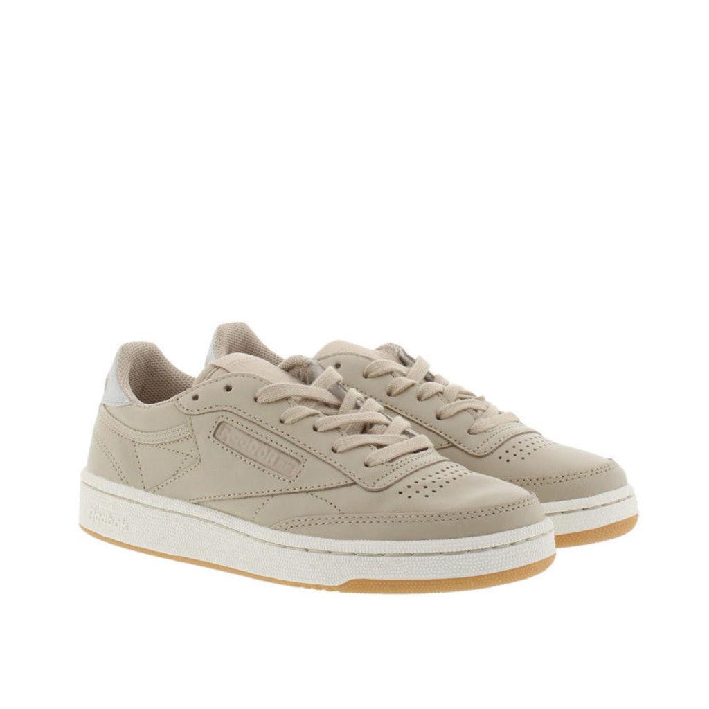Reebok Sneakers - Club C 85 Sneaker Diamond Oatmeal/Chalk/Gum - in beige - Sneakers for ladies