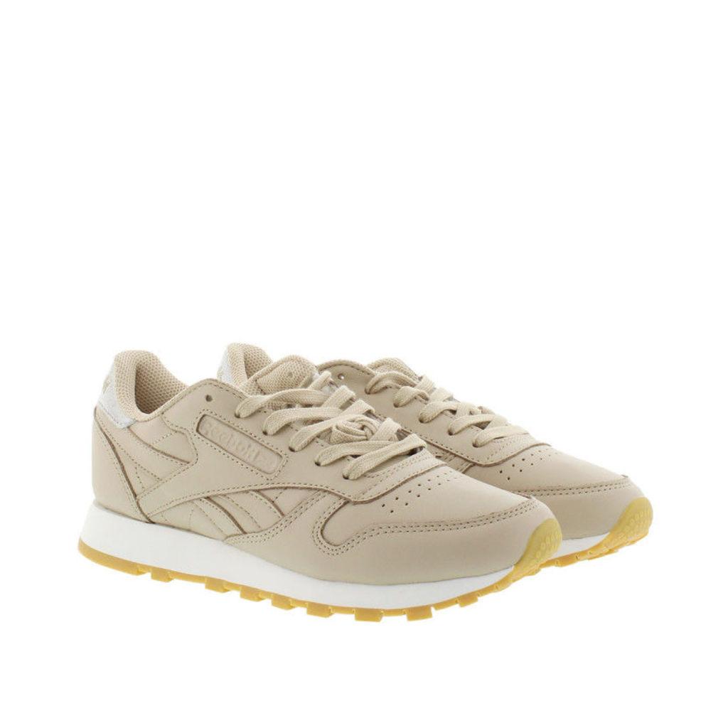 Reebok Sneakers - Classic Sneakers Diamond Oatmeal/Chalk/Gum - in beige - Sneakers for ladies