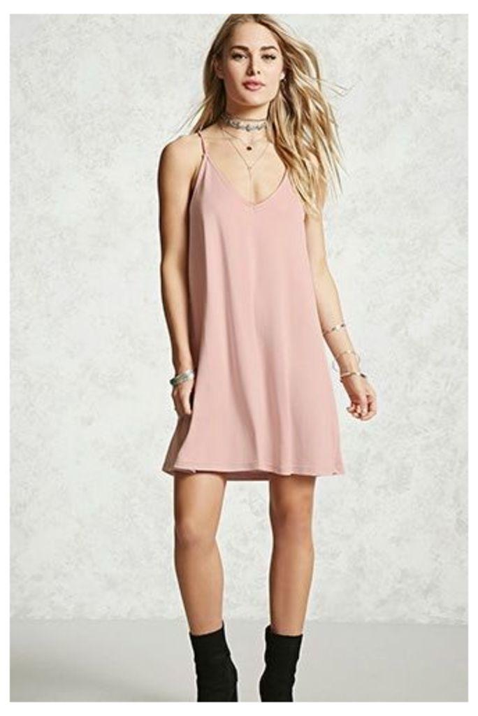 V-Neck Cami Dress