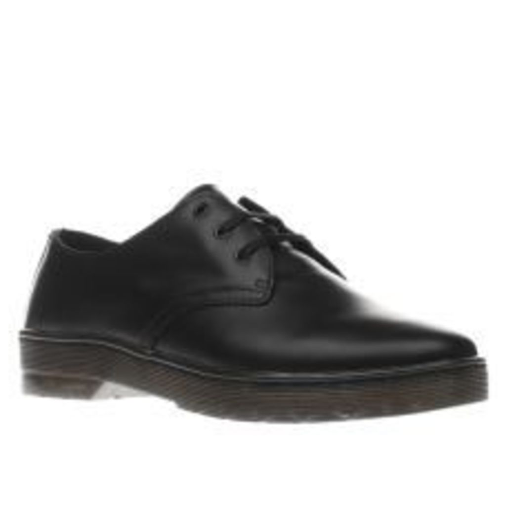 Dr Martens Black Cruise Gizelle 3 Eye Womens Flats