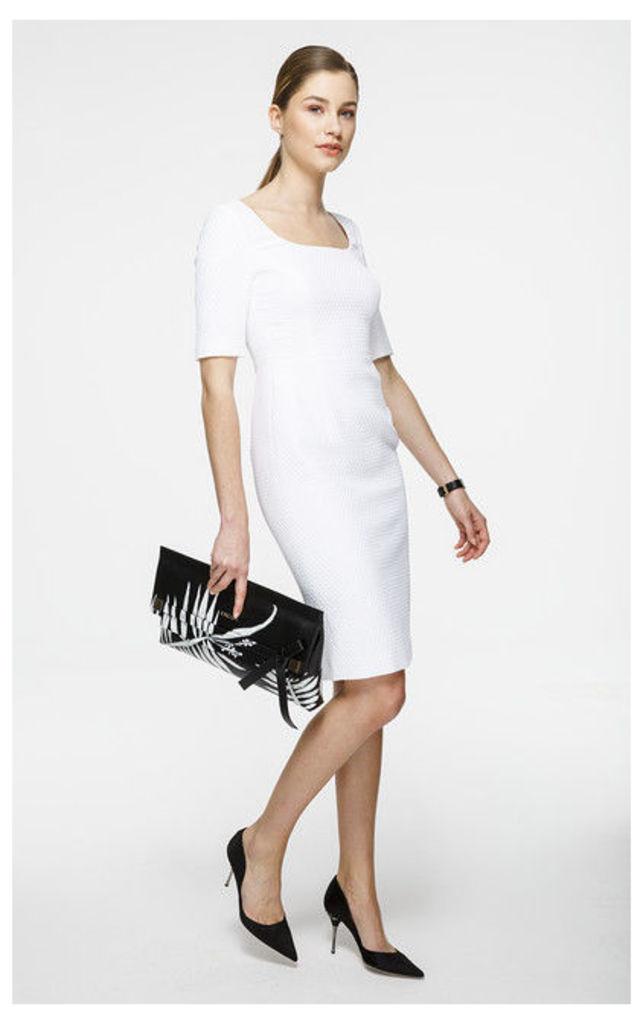 ESCADA Dress Dalmas White