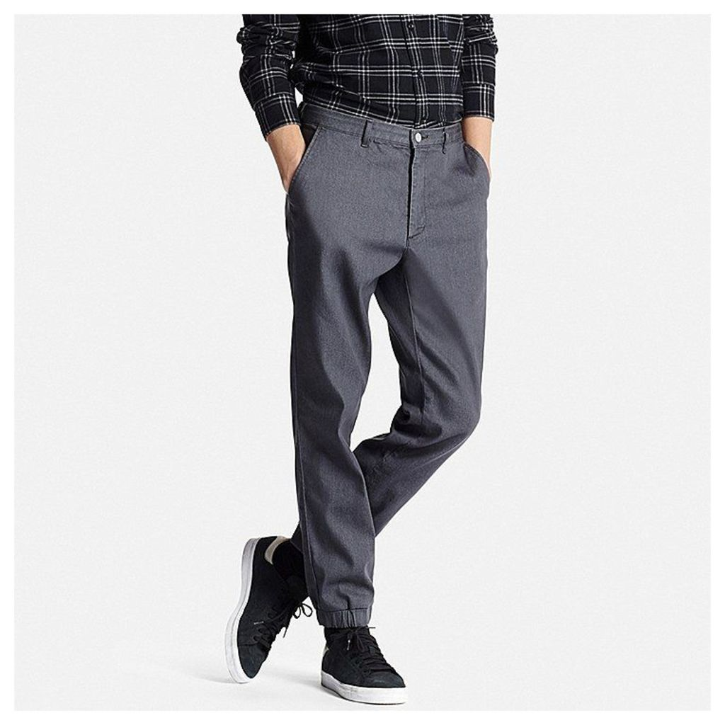 Uniqlo  Men Jogger Pants - Gray - Xl