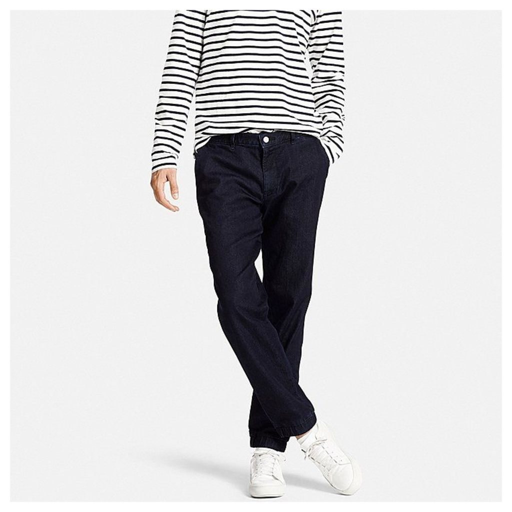 Uniqlo  Men Jogger Pants - Blue - Xxl