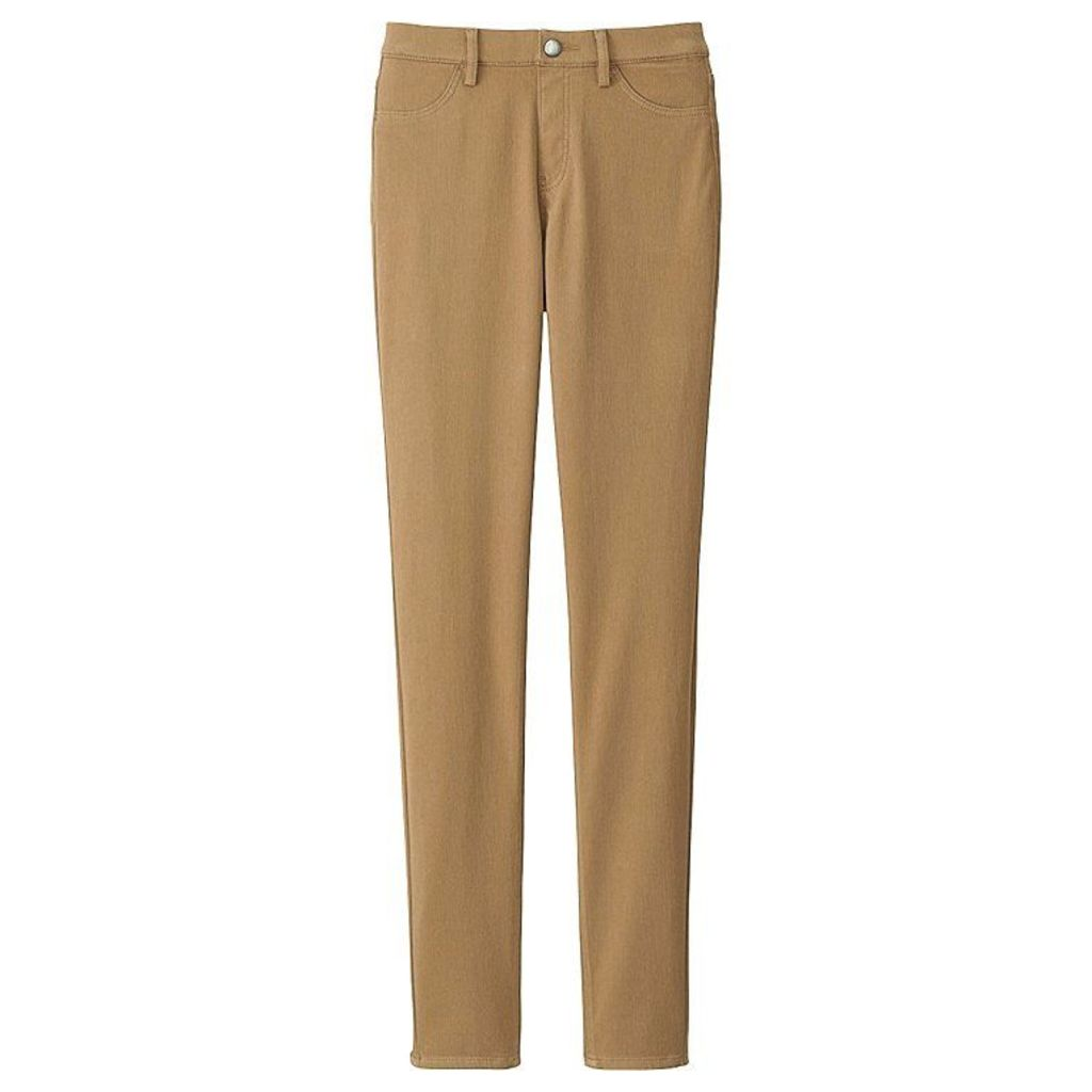 Uniqlo  Women Leggings Trousers - Brown - Xs