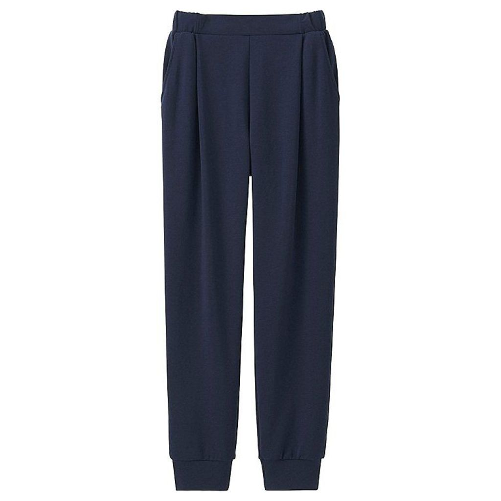 Uniqlo  Women Airism Ankle Pants - Navy - Xs