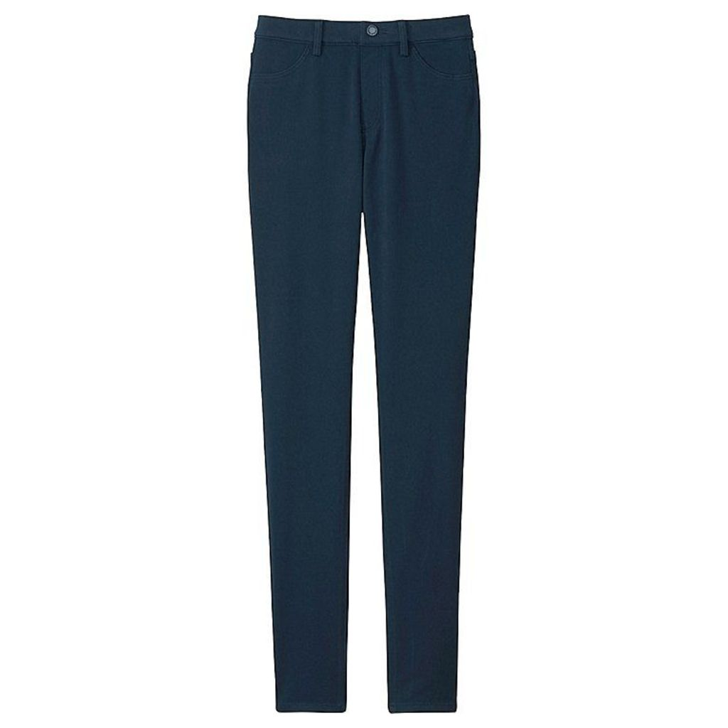 Uniqlo  Women Leggings Trousers - Blue - Xs