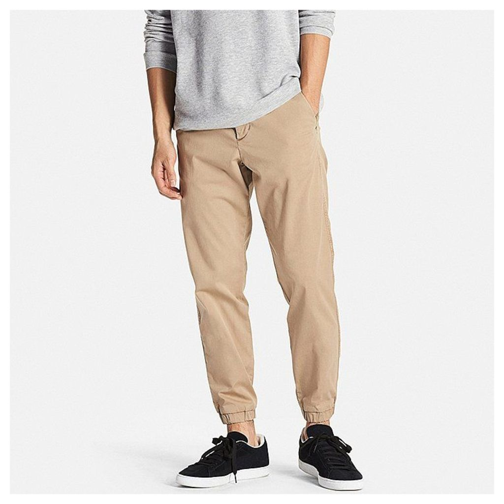 Uniqlo  Men Jogger Pants - Beige - Xxl
