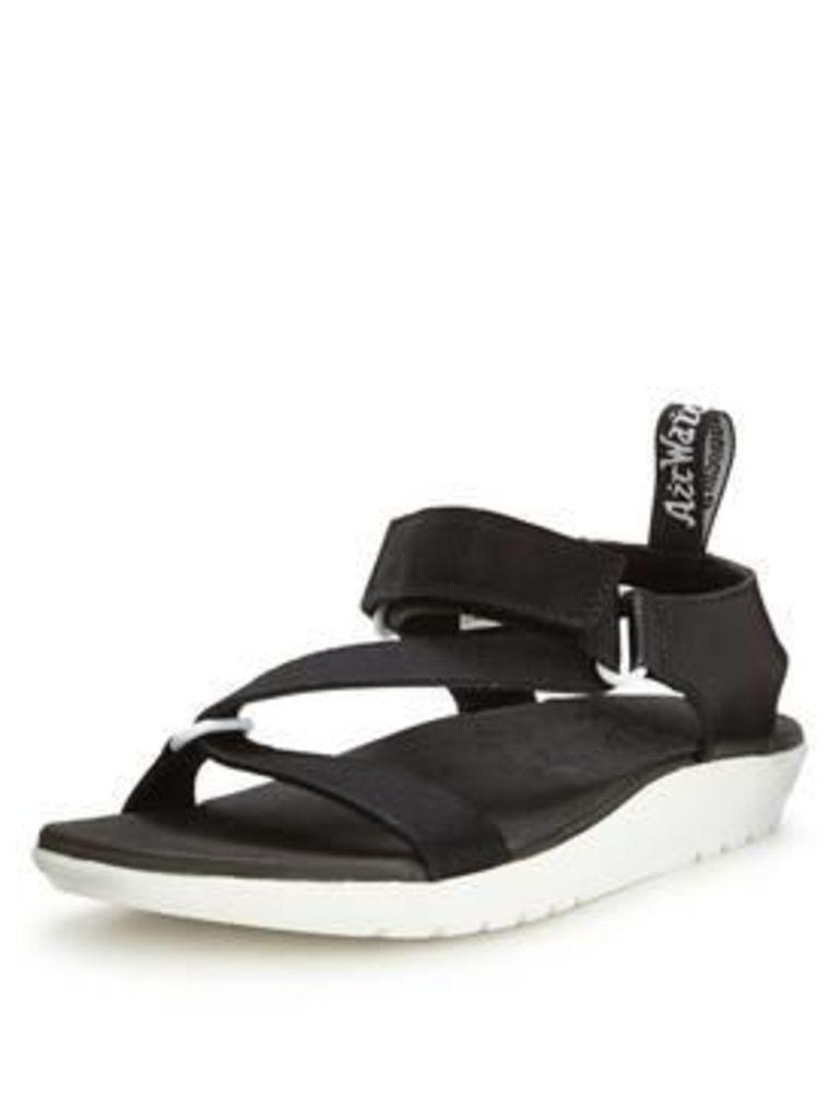 Dr Martens Dr Marten Balfour Z Strap Sandal, Black, Size 8, Women