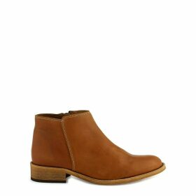 Femi Leather Ankle Boots