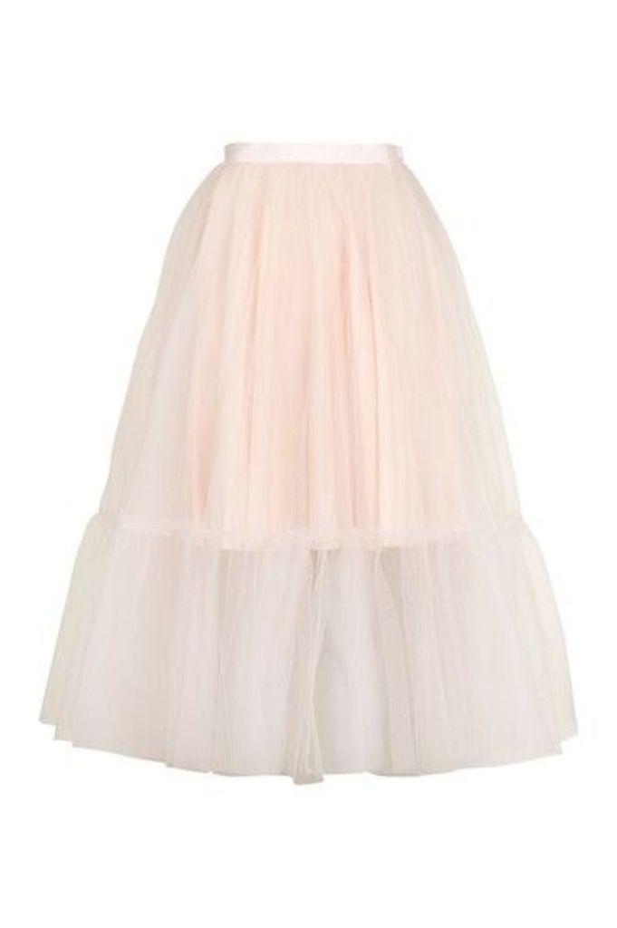 Womens PETITE Giant Tutu Skirt - Pink, Pink