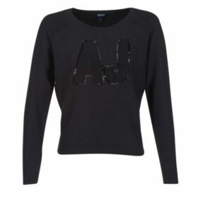 Armani jeans  IKONOTE  women's Sweater in Black