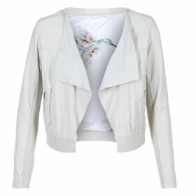 Oakwood  62266  women's Leather jacket in White
