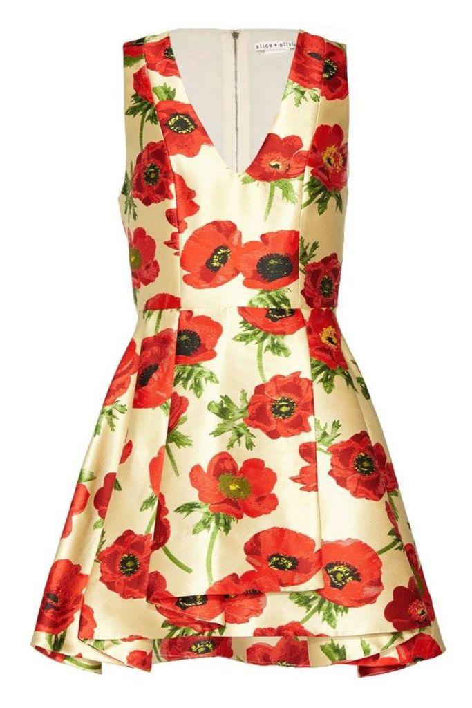 Tanner Asymmetrical Dress