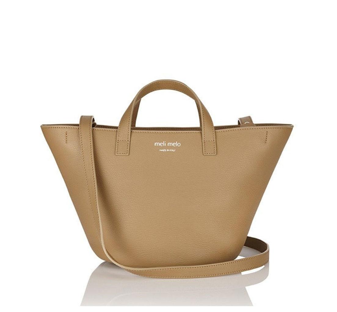 Rosalia Mini Cross Body Bag Light Tan