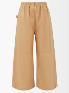 Christopher Kane - Leopard Print Mesh Dress - Womens - Animal