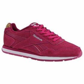 Reebok Sport  Royal Glide  women's Shoes (Trainers) in Pink