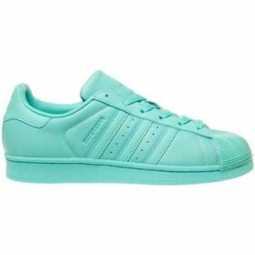 adidas  Superstar Glossy Toe  women's Shoes (Trainers) in multicolour