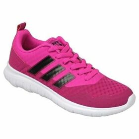 adidas  Cloudfoam Lite Flex W  women's Shoes (Trainers) in Pink