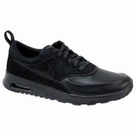 Nike  Wmns Air Max Thea Premium  women's Shoes (Trainers) in Black