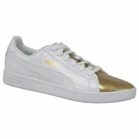 Puma  Smash Wns  women's Shoes (Trainers) in White