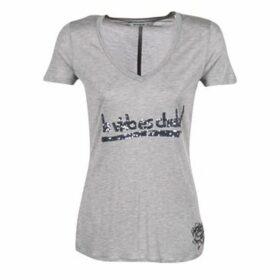Desigual  TEDEROA  women's T shirt in Grey