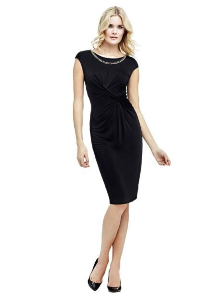 Marciano Guess Marciano Dress With Neck Chain
