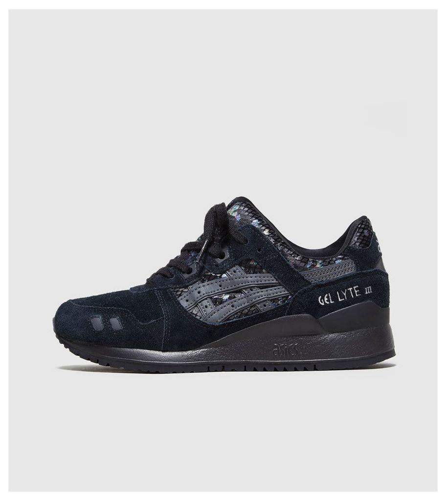 ASICS GEL Lyte III Women's, Black
