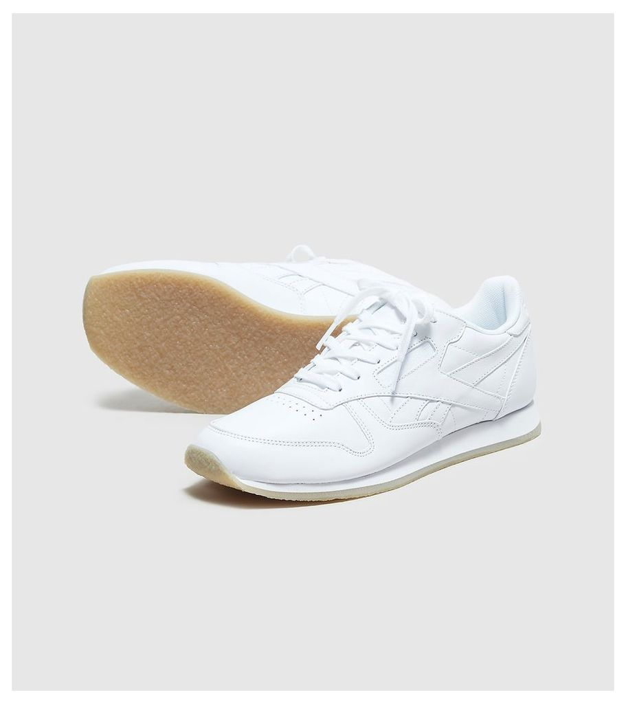 Reebok Classic Leather Crepe Women's, White