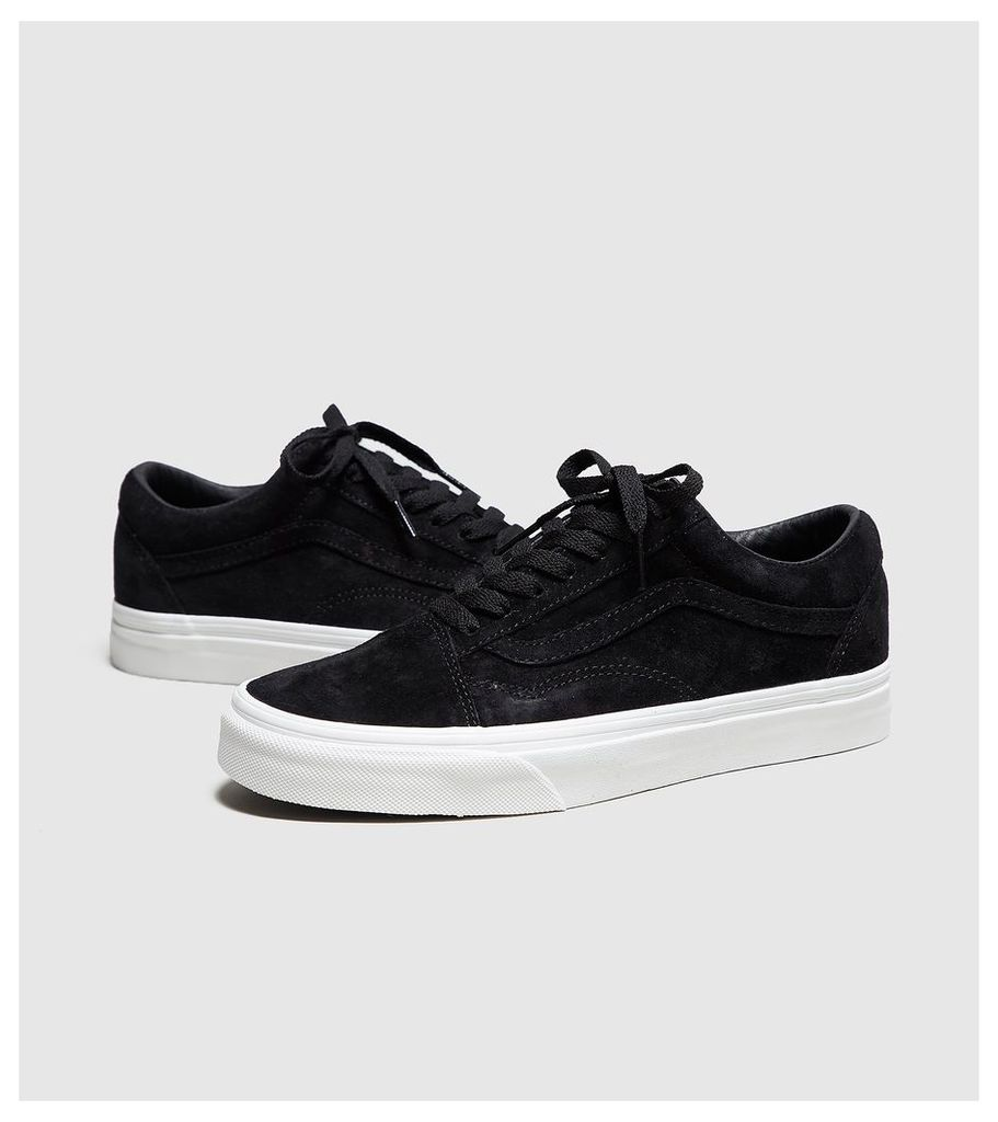 Vans Old Skool Suede Women's, Black