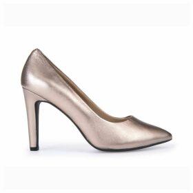 D Caroline C Leather Heels