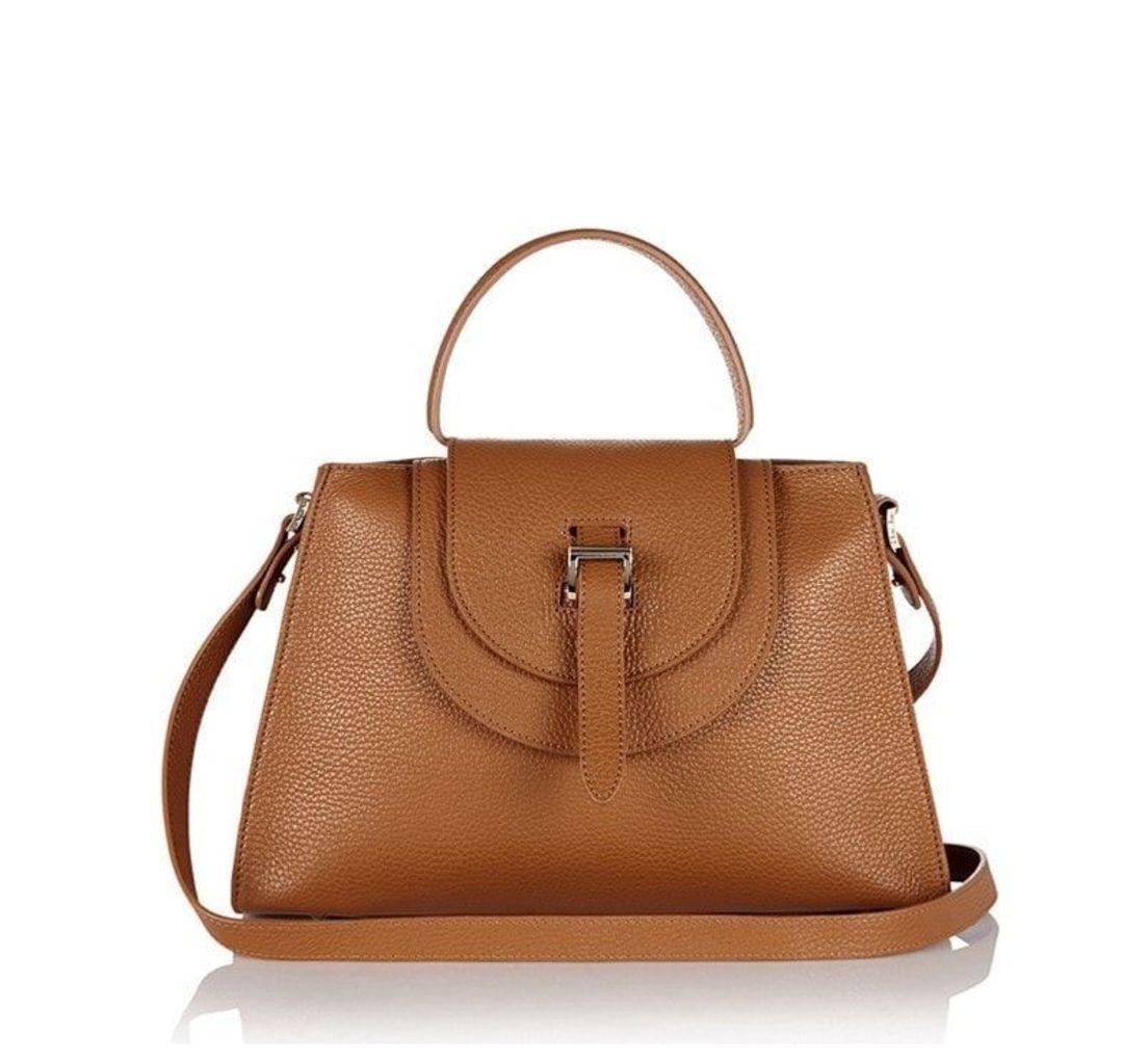 Flavia Cross Body Bag Tan