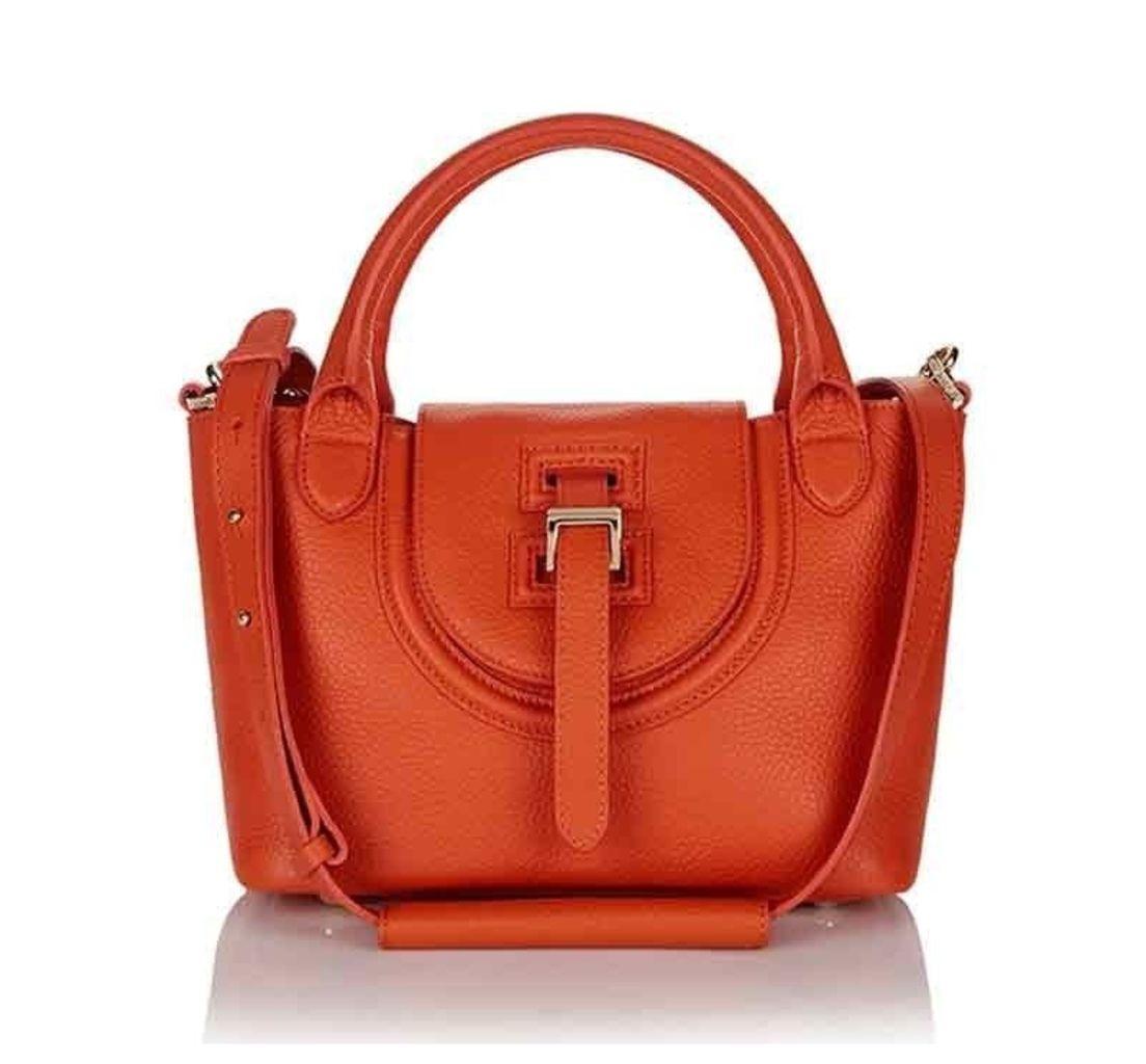 Halo Mini Handbag Marmalade