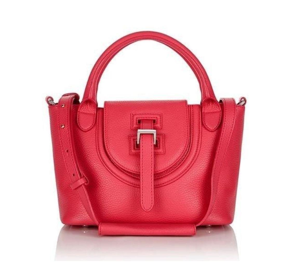 Halo Mini Handbag Lipstick Pink