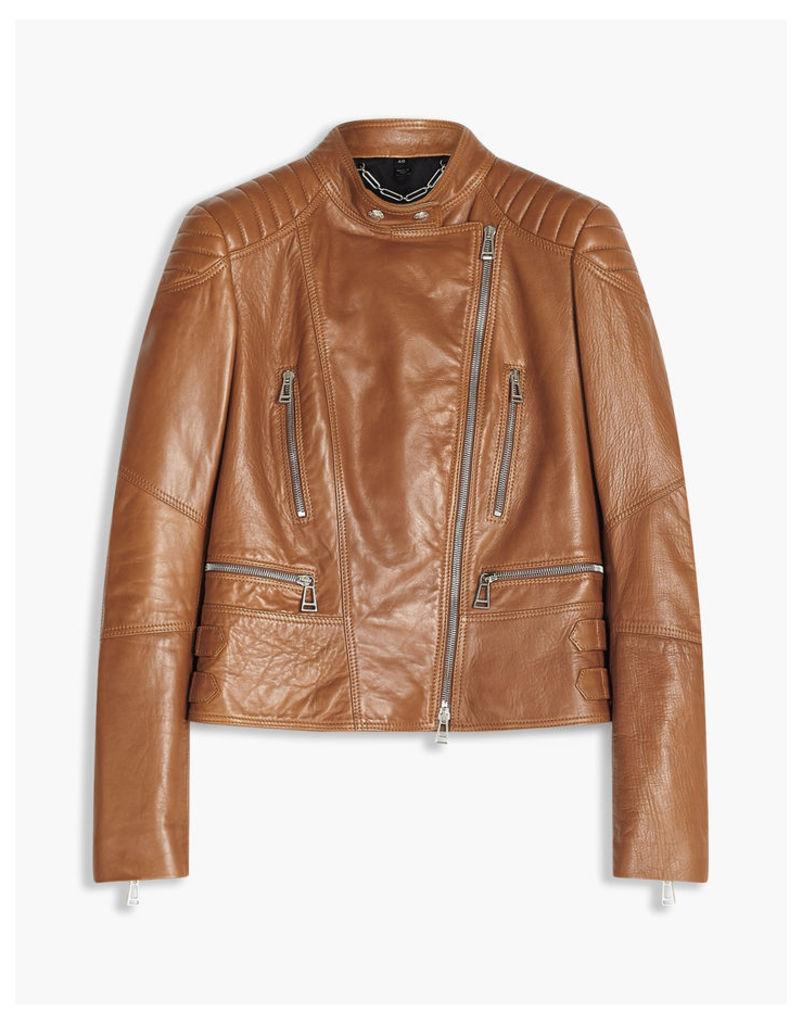 Belstaff Sidney Jacket Dark Copper