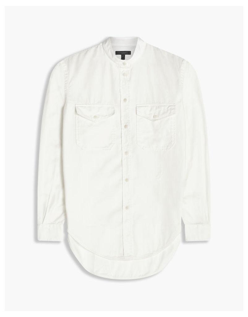 Belstaff Sandra Button Up Shirt White
