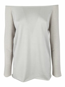 Fabiana Filippi Sparkling Sequins Sweater