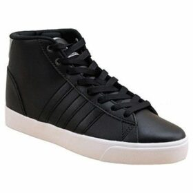 adidas  Cloudfoam Daily QT Mid  women's Shoes (High-top Trainers) in Black