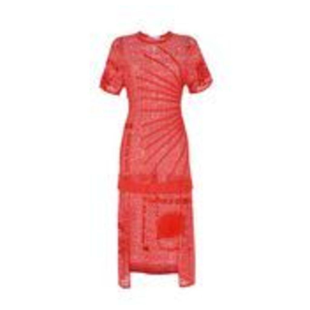 Stella McCartney Short Sleeved Dresses - Item 34711313