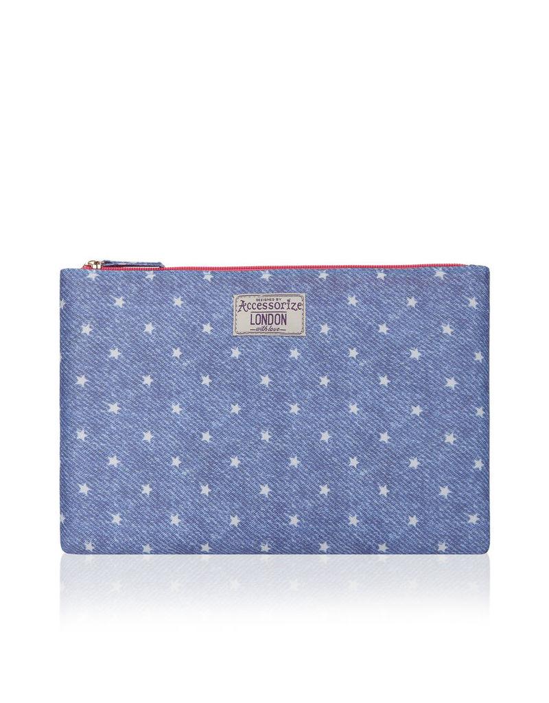 Denim Star Packable Weekender Bag