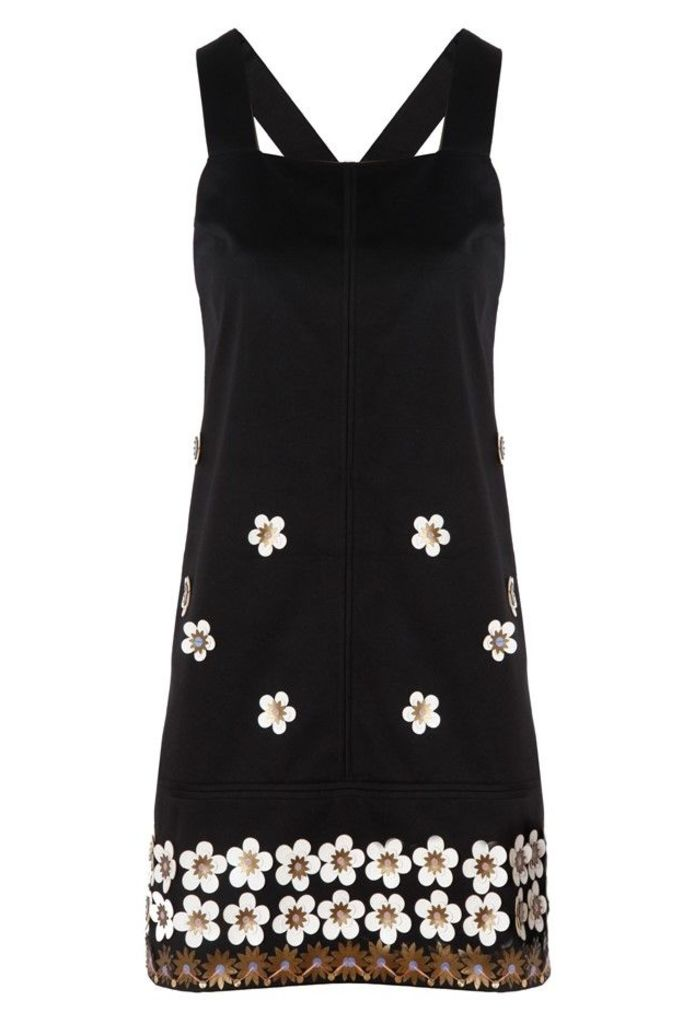 Daviana Dress Black