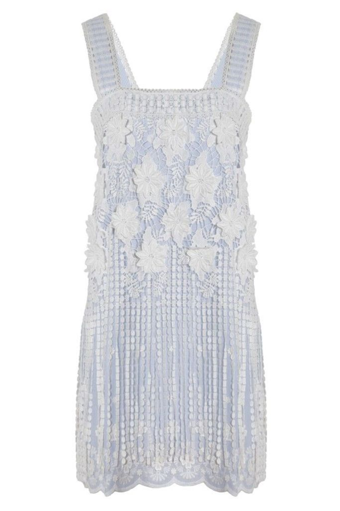 Fulton Dress Stripe Embroidery